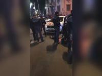 Politist rutier lovit cu pumnul de un sofer beat, in Capitala. Acesta a vrut sa fuga dupa ce a acrosat o tanara pe