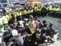 Japonia si-a rechemat ambasadorul din Coreea de Sud, in semn de protest. O statuie creeaza probleme intre cele doua tari