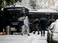 Sediul partidului socialist din Grecia, tinta unui atac. Agresorul a fugit dupa ce a deschis focul si a ranit un politist