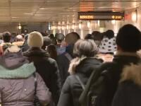 Centrul Capitalei afectat de o pana de curent dupa o avarie. Circulatia metroului a fost blocata