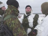 Estonienii se antreneaza pentru razboi. Gruparea militara cu 25.000 de barbati si femei care se pregatesc de o invazie rusa