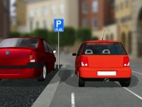 Soferii care parcheaza pe trotuar vor fi amendati, de sambata. Ce modificari au mai fost facute in legea circulatie
