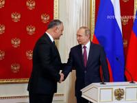 Igor Dodon amenință cu represalii. Guvernul a trimis, peste interdicția sa, militari la un exercițiu NATO
