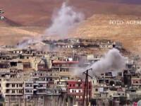Rusia, Turcia si Iranul vor sa impuna propriul acord de pace in Siria. De ce nu sunt de acord rebelii