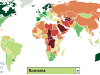 The Economist: Romania ocupa locul 61 in indicele anual al democratiei pentru 2016, la egalitate cu Mongolia si sub Peru