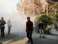 """Proteste violente în Iran. Trump: """"Poporul vrea hrană și libertate. E timpul pentru o schimbare"""""""