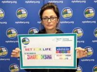 O femeie a câştigat 5 milioane de dolari la loterie cu un bilet pe care nu a vrut să-l cumpere