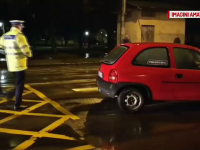 Două persoane, în stare gravă la spital, după ce au fost lovite pe trecere. Cum se apără șoferița