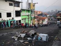 Gravidă împușcată mortal de un soldat, în timp ce stătea la coadă să cumpere mâncare, în Venezuela