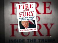 Autorul cărţii Fire and Fury: La Casa Albă se vorbește zilnic despre pericolul destituirii lui Trump