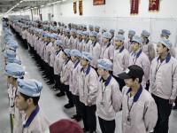 Alarmare după sinuciderea unui angajat dintr-o fabrică de iPhone din China