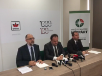 UDMR și celelalte două partide maghiare au semnat o declarație comună privind autonomia