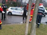Trupul unui bărbat decedat, descoperit plutind pe lacul din Parcul IOR din București