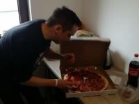 """Un clujean și-a comandat o pizza și a plătit cu Bitcoin: """"Sunt primul!"""""""