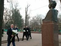 Preşedintele pro-rus de la Chişinău sugerează că Eminescu nu era român, ci