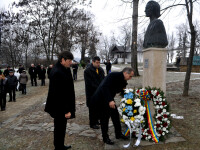 168 de ani de la nașterea lui Mihai Eminescu. Mesajul premierului Tudose, de 15 ianuarie