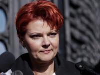 Olguţa Vasilescu: Mă bucur de nominalizarea Vioricăi Dăncilă. A spus că va continua legile justiţiei