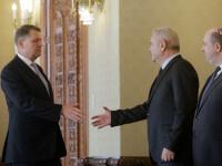 """Iohannis s-a întâlnit cu Dragnea și Dăncilă. """"Am discutat și despre Justiție"""""""