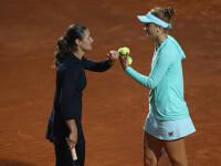 Irina Begu şi Monica Niculescu au cucerit titlul la dublu în turneul WTA de la Hua Hin