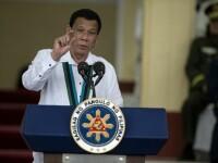 Preşedintele Duterte anunţă că ţara sa nu va mai cumpăra echipament militar din SUA