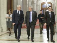 """Tăriceanu: """"Printr-o relație solidă Guvern-Parlament, vom putea câștiga lupta cu statul paralel"""""""