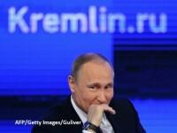 """Premierul Japoniei îl laudă pe Putin: """"Are un spirit puternic"""""""