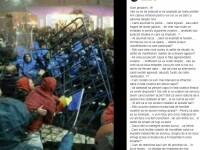 Mesajul unui jandarm pentru protestatari: Aţi vrea să plecăm capul în fata agresivităţilor voastre