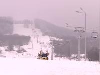 Schiori alungați de pe pârtia de 7 milioane din Bistrița, pentru că n-a inaugurat-o primarul
