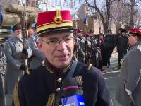 Mica Unire sărbătorită cu focuri de armă, la Muzeul Militar și la cel de Istorie