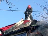 Explozie puternică în Eforie Nord. O femeie a ajuns cu arsuri grave la spital