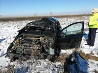 Consulul onorific al Bulgariei în România, la spital în urma unui accident rutier