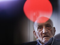 """Reacția politicienilor, după moartea lui N.Djuvara: Fifor: """"Un aristocrat al spiritului"""""""