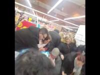 """O ofertă la Nutella a dus la bătăi în magazine din Franța. """"Sunt ca animalele"""". VIDEO"""