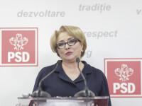 Noul Guvern al României. Viorica Dăncilă a prezentat lista cu miniștrii propuși