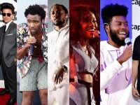 Premiile Grammy, dominate de artiştii de culoare.