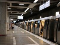 O femeie a vrut să se sinucidă în stația de metrou Aurel Vlaicu. A fost salvată în ultima clipă