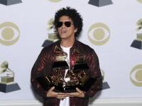 Premiile Grammy 2018: Bruno Mars, marele câştigător. Moment anti-Trump la care a participat şi Hillary