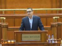 Ponta: Să spună Dragnea Mincinosul care dintre miniştri au fost puşi în 2012 de SRI şi Maior