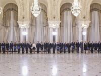 Membrii Guvernului Dăncilă au depus jurământul de învestitură