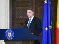 """Iohannis, despre adoptarea euro în 2024: """"Am ieşit din marja de conformare"""""""