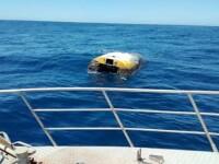 """Iahtul """"fantomă"""" descoperit la 8 ani de la abandonare, în Oceanul Indian"""