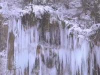 Cascadele din România, atracția inedită a iernii: