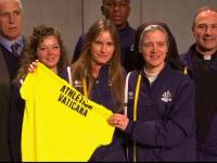 S-a lansat echipa oficială de atletism a Vaticanului. Cine face parte din ea