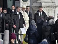 Primele imagini din serialul