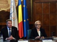 Dăncilă: Am trimis sesizarea către CCR privind refuzul preşedintelui de a numi miniştrii interimari