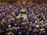 Înfrângere istorică pentru Theresa May. Parlamentul britanic a respins acordul privind BREXIT