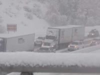 Iarnă extrem de rece în nord-estul SUA. O fetiţă a decedat după ce o cazemată din zăpadă s-a prăbuşit peste ea