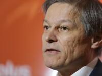 """Dacian Cioloș: Premierii PSD Grindeanu și Tudose """"fumau pe rupte în Palatul Victoria"""""""