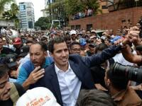 Criza din Venezuela. Rusia se oferă să medieze discuțiile între Maduro și Guaido