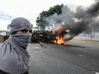 Criza din Venezuela. Trump nu exclude o intervenție militară, reacție furioasă a Rusiei